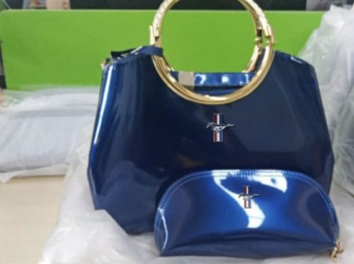 MST Luxury Handbag With Free Matching Wallet photo review