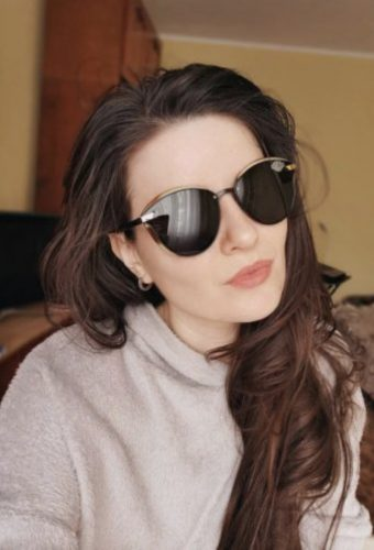 HLD Women's Polarized Glasses photo review