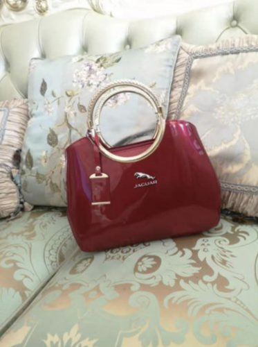 JG Luxury Handbag With Free Matching Wallet photo review